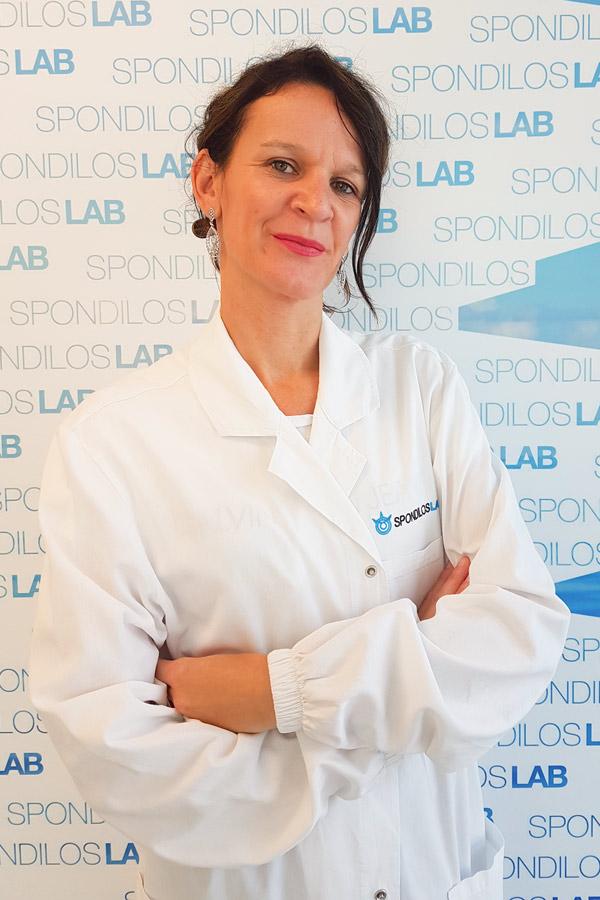 Roberta Turrini ortopedico pordenone spondiloslab